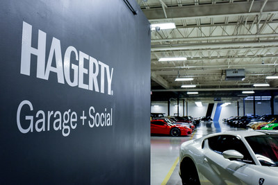 Hagerty Garage + Social