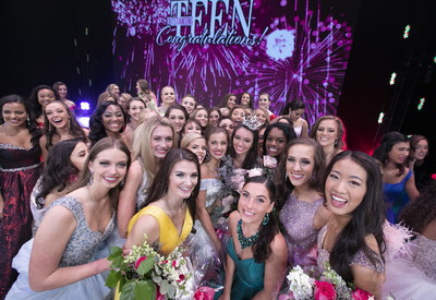 51 teens representing their home states and the District of Columbia will vie for the title of Miss America's Outstanding Teen at Universal Resorts, Friday, July 30, 2021.