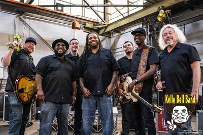 Kelly Bell Band will play at the Hops & Harvest Festival on Oct. 2, 2021, in Columbia, MD.