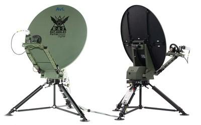BAT-GBS-85 Global Broadcast Service TGRT terminal