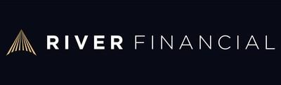 River Financial logo (PRNewsfoto/River Financial Inc.)