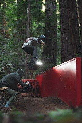 Skateboarding in the Forest - Onewheel's Short Film 'DIRT' is an Unexpected and Thrilling Mashup