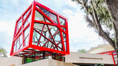 Florida Southern College Weinstein Computer Sciences Center Credit: FSC/Mikaela Queen