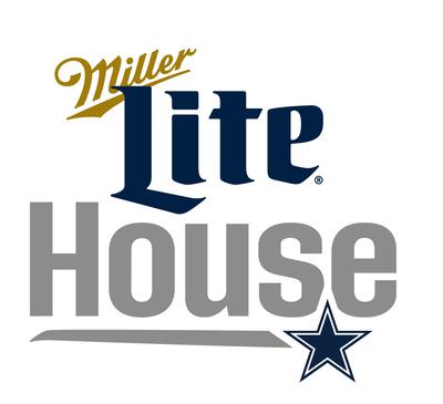 Cowboys Miller Lite House
