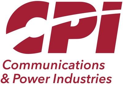Communications & Power Industries LLC logo (PRNewsfoto/CPI International, Inc.)