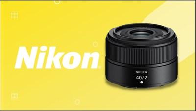 Nikon Nikkor Z 40mm F2 Lens
