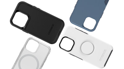 OtterBox offers a wide variety of iPhone cases to meet the needs of Apple fans everywhere.